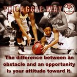 RT @AggieWBB: Morning Motivation! #7daystheaggieway  #gigem @sydthewhizkid @Sydney_Rene http://t.co/iyE5Yq9iTx