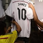 There were 345,000+ James Rodríguez number 10 shirts sold in the first 48 hours. (Source: Sport.es) http://t.co/lKskLvuupr