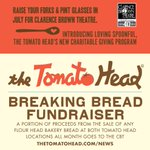 Put some #flourheadbakery on your grocery list & raise money for the @clarencebrown. #Knoxville http://t.co/agXsD6sGdP