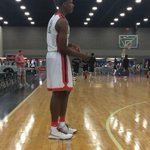 Antonio Blakeney warming up for his next game. http://t.co/jtGD1MIUVX