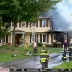 A home in Webster on Dawn Circle is destroyed in a house fire. No one was hurt: http://t.co/G0EVb70xCC #ROC http://t.co/6PrgA7jM5L