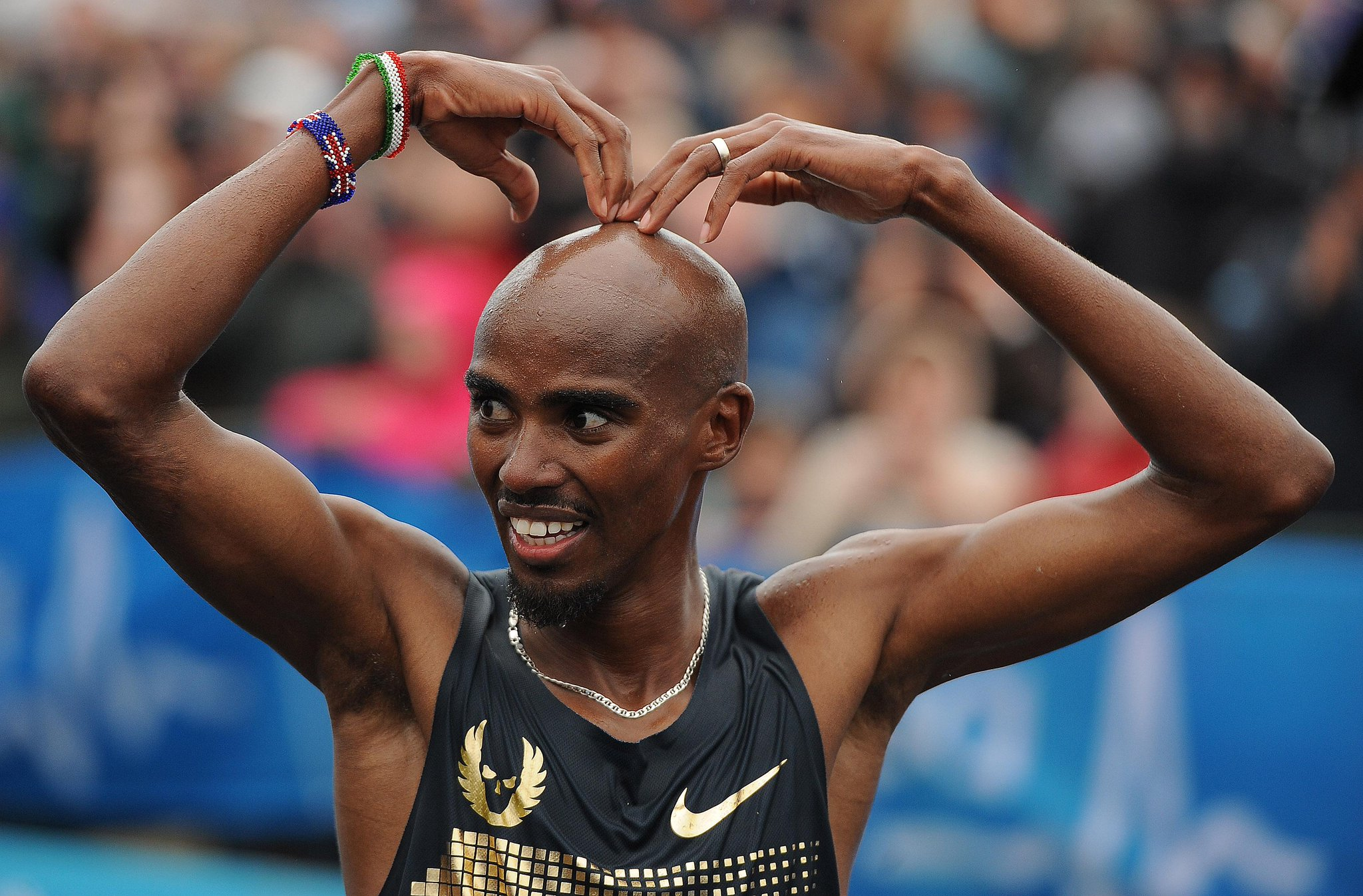 "Mo Farah on withdrawing from the #Glasgow2014 Commonwealth Games: ""My body is telling me it's not ready to race yet."" http://t.co/wAMKzjS6Ix"