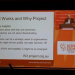 "OK. http://t.co/Fw5SvDWJzc Presentation has the word ""emergent"": happy now:-) #AIDS2014 http://t.co/z48NDCttDW"