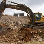 RT @Kaysra1: #GazaUnderAttack Boycott products that support Israel like Volvo & Caterpillar.Bulldozer destroying Palestinian land http://t.co/pPO01KuXYf