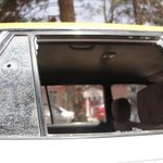 RT @WasHasNaz: The taxi both European women were sitting in before they were shot in #Herat, Afghanistan. Copyright: DW/Hashemi http://t.co/Pis0lQclbx