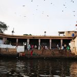 RT @omar_quraishi: A view from the creek of Karachis Lakshmi Narayan temple -- next to the Native Jetty bridge http://t.co/Ij0Z7bcBv9