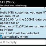 LMAO but its a shame to this mtn user http://t.co/lJZZjueGPd