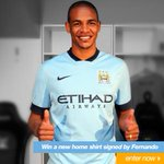 ENTER TO WIN: A 2014/15 #mcfc home shirt signed by @Fernando_Reges. Good luck: http://t.co/GyMfjEfVeH http://t.co/AXK6JUTL2R