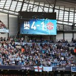 RT @seputar_city: PICTURE: 4-1 scoreboard. #MCFC http://t.co/nqhj4EtkYJ