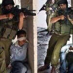 "RT @sabahatergun: ""@umaralmahdi: Israeli soldiers use the Palestinian citizen as a human shields ŞahitOLYaRab GazzeninYanındayız http://t.co/gpBlWgtRoj"""