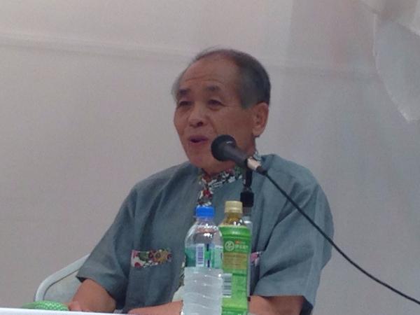 鈴木宗男さん「鳩山総理が当時、海外、最低でも県外、と言ったのは正しかった。潰したのは、米国ではなく、日本の官僚だ」(浩) http://t.co/BXup7heuLh