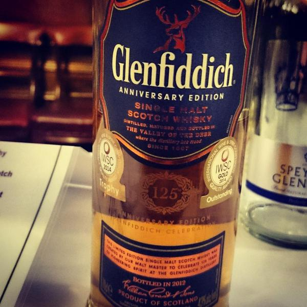 Got my hands on @GlenfiddichSMW Malt Masters Edition and Anniversary Edition! http://t.co/6rFUs6CjFh