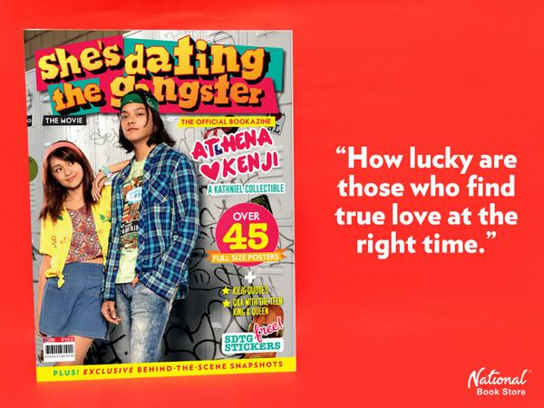 shes dating the gangster book national bookstore glorietta