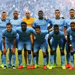 RT @seputar_city: Picture: Manchester City XI vs Sporting KC. #MCFC http://t.co/hHdQFKJZ2y