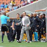 RT @Soccer_Laduma: C. VV accidently sits on the Chiefs bench, before being ushered away by Baxter. Oops! RT for this option. #MockFinal http://t.co/2SMEis0zBE