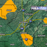 5:45am: Seeing some patchy dense fog over parts of Walker, Shelby/Chilton & Talladega Counties http://t.co/U9TmJ0RDIK