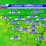 Temperatures are dropping quickly. #arwx #mowx http://t.co/795PWClmaE