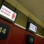 RT @CNBC: Algeria lost contact with Air Algerie flight with 110 passengers on board: http://t.co/oYmPwD7C71 http://t.co/LYr3XZBc8g