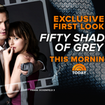 RT @TODAYshow: Coming up on TODAY...well get an exclusive first look at Fifty Shades of Grey movie! http://t.co/RjKh7bLxuz