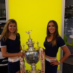 Quick Pitt Stop at @renault_uk in Warrington with the @TetleysChalCup Trophy. Have you seen us out yet? http://t.co/N4aHaavlrh