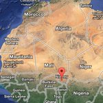 JUST IN: reports that passenger flight #AH5017 with 116 people on board has crashed near Niamey in Niger #AlgerieAir http://t.co/fJ8lqPkQSM