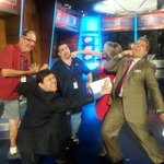 The morning show is a hit! @JamesQuinones @dougmeehan @emmajade12news @jay_mcspadden @12News http://t.co/TjwX3UQmOY