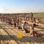 RT @MohammedYIsmail: More than 150 civilian Palestinians stripped of clothes and arrested in Khuzaa by IOF - Walla #GazaUnderAttack http://t.co/Ndz4os9sb9