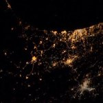RT @elanazak: Astronaut @Astro_Alex tweeted what the Gaza conflict looks like from space: https://t.co/cNc3zNf4P9 http://t.co/GF19Y8v5Mb