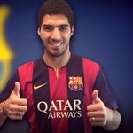 Luis Suarez could make his @FCBarcelona debut against rivals @realmadriden on 26 October http://t.co/uj3qHPkBxJ http://t.co/TroxdivZ1k
