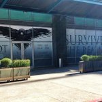 Todays first adventure: #SurvivetheRealm. #GameofThrones #sdcc http://t.co/XGpoKhcvSI