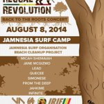 RT @HRBmovement: Forward to hosting this show w/ @VybNation at #Jamnesia in Bull Bay, #Jamaica on 8/8 @MicahShemaiah @janemacgizmo http://t.co/uUyGo0wZpc