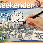 .@UToledo's campus is the artist's palette for this year's Art on the Mall. | http://t.co/WdnVSSYhBG http://t.co/twBcooNwhU