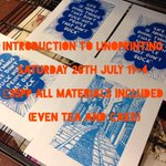 RT @LinoLovers: Free this Sat? Pop along to our intro to Lino workshop at @BarLaneStudios and get creative! #york http://t.co/NxjtfkUIBl