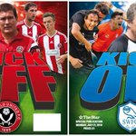 RT @HoltChris: Out on Saturday - preview to the new season for Sheffield United and Sheffield Wednesday #swfc #twitterblades http://t.co/Lp7lj4WFcM