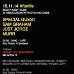 OUSE hosting @AFTERLIFE_MCR party following the @MarcKinchen show @ @WHP_Mcr W/ @samgrahamdj @Jorgemeehan @DJ_Murr http://t.co/FLWjTAZHTd