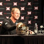 ICYMI: @CoachArtBriles goes LIVE on @SportsCenter in 15 minutes. 9:40 a.m. CT. #ESPNBIG12 http://t.co/KvDuw90Tnp