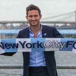 Frank Lampard: Live from Brooklyn. #LampardtoNYCFC http://t.co/Q3pfBejv4q