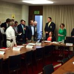 "RT @binker: #ncgov McCrory stops by #ncga House Rules: ""Thanks for your work guys; now lets go home."" http://t.co/Wsgl9xh6rV"