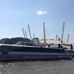 RT @TheO2: A perfect day for a trip on the @Thamesclippers #london #sunshine #thames http://t.co/41PnLoSjbu