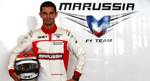 So pleased to say I will be joining @Marussia_F1Team as Official Reserve Driver. Cannot wait to get in the car! #F1 http://t.co/pRCS2m2dJH