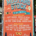 RT @HappyDaggers: See us play @Mustardpot for #mustardstock2014 on Saturday. Gonna be a great weekend! #party #leeds #weekend http://t.co/tggxfOWP26