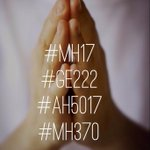 I cant help but feel extremely sad for those whose family & loved ones involved in #MH17 #GE222 #AH5017 & #MH370 😞 http://t.co/kk6m83NBvY
