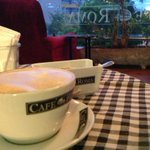"""@njooro: Coffee at Roma in Mombasa. http://t.co/WP64XDbBND"" Where is this joint?"