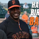 RT @SFGiants: Happy Birthday to the HOMERUN KING! #HBDBarry #SFGiants http://t.co/4UBwfyInQs