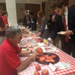 It is tomato sandwich day - an #NCGA tradition, and also the explanation for the current Senate recess. http://t.co/gy8fpp6Xvz