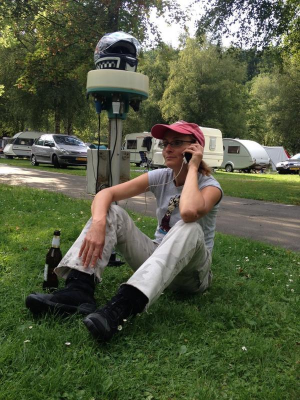 Nach Hause telefonieren! #Kibbeling50