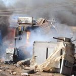 Bomb Blast Reported At New Road Bus Station In Sabon Gari, Kano READ MORE… http://t.co/G9K9XYPe4M http://t.co/1BiLPm0YGm