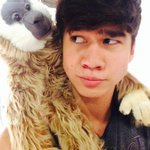 RT @Calum5SOS: Met a gibbon yesterday. He was full of sass http://t.co/AeLwii6R2J