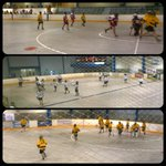 RT @2014NAIG: Eastern Door & North U19 mens lacrosse team played Wisconsin earlier & are warming up to play Saskatchewan #NAIG2014. http://t.co/qQTdzciQ05