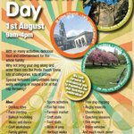 RT @Expwakefield: @Welcome2Yorks #YorkshireDay in Pontefract http://t.co/5MfXkZJwuL
